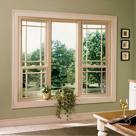 Bay and bow windows lansing windows doors for Bow window replacement